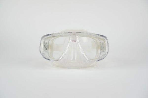 Taucherbrille mit Sehstärke