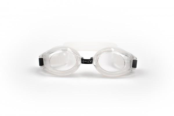Transparente Optische Schwimmbrille für Erwachsene