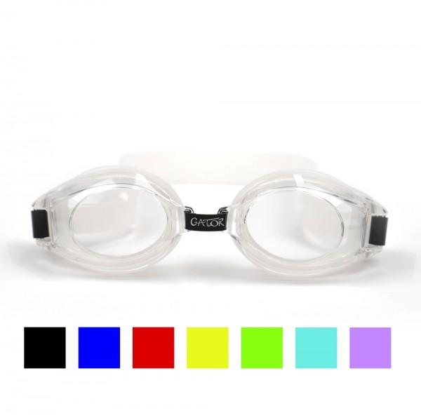 Schwimmbrillen für Erwachsene, transparent