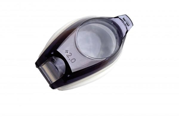 Getönte Brillengläser Erwachsene - weitsichtig (+)